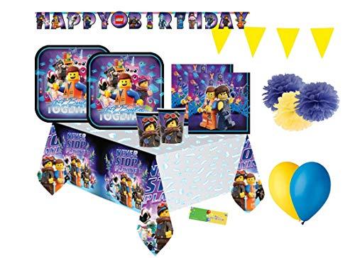 DECORATA PARTY IRPot - Kit N 46 Movie Coordinato Compleanno