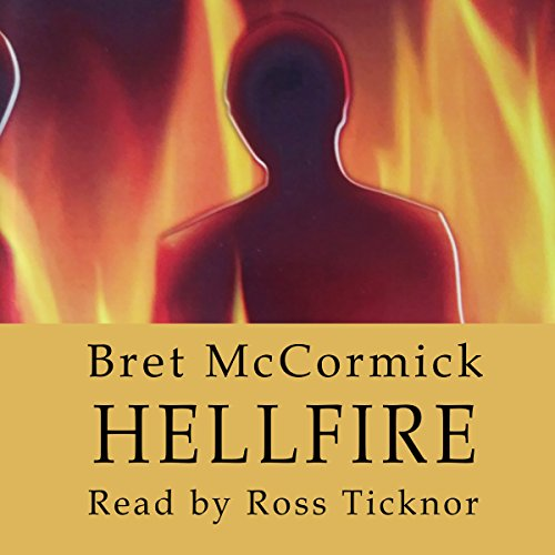 Hellfire audiobook cover art