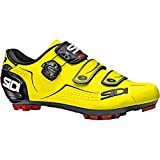 Sidi Trace Chaussures Homme, Yellow Fluo/Black