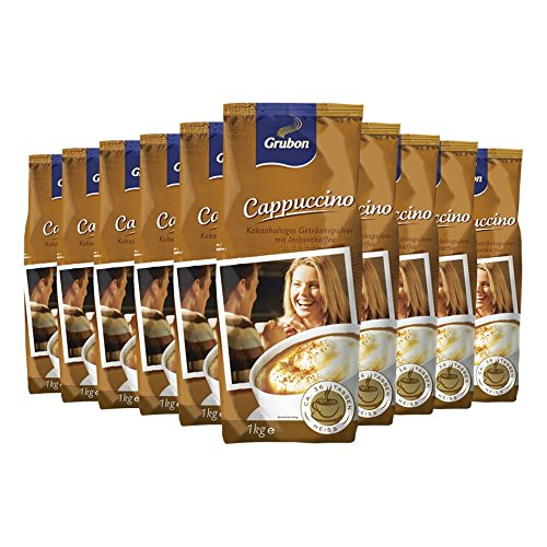 Grubon Cappuccino 1000g 10er Pack