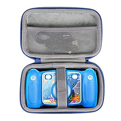 co2crea Hard Travel Case for Victure Kids Camera Digital Rechargeable Selfie Action Camera by co2crea