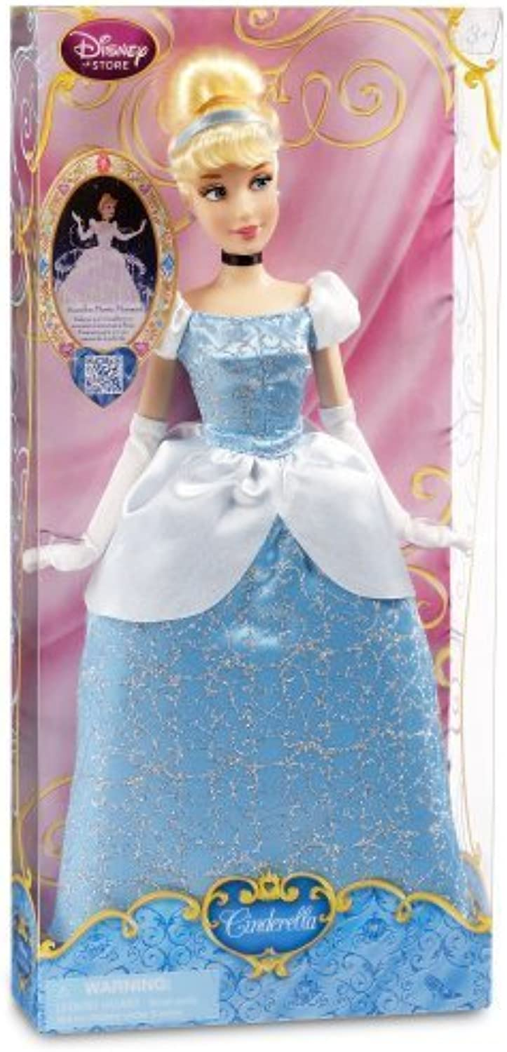 Disney Cinderella 12 Princess Classic Doll Collection