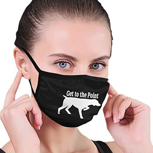 Draag de hond 1 mannen vrouwen kinderen jongeren jongeren grafisch mode wasbaar herbruikbare mond bivakmuts huisdier