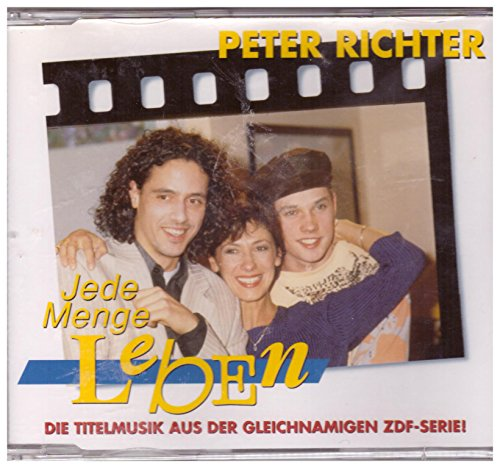 Peter Richter - Jede Menge Leben [Single]