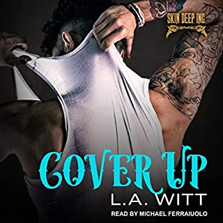 Cover Up cover art