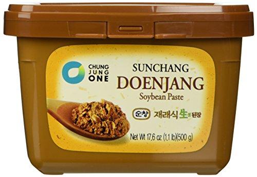 500g Koreanische Doenjang fermentierte Sojabohnenpaste Daesang