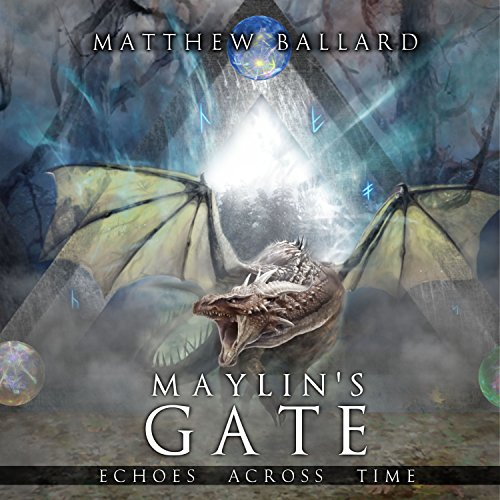 Maylin's Gate audiobook cover art