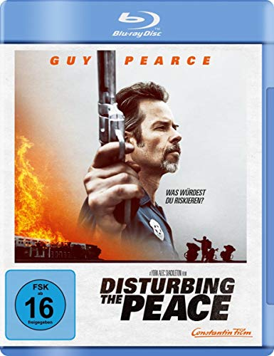 Disturbing The Peace [Blu-ray]