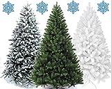 XONIC Künstlicher Weihnachtsbaum Tannenbaum 30,60,90,120, 150, 180,210...