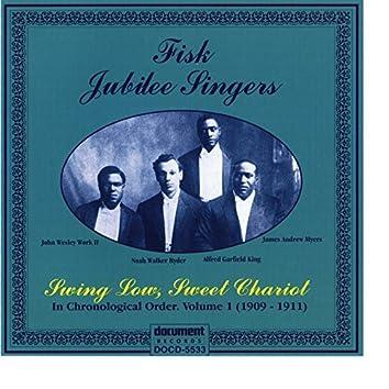 Fisk Jubilee Singers Vol. 1 (1909-1911)