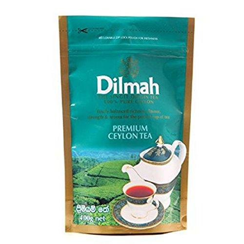 Dilmah Premium Ceylon Tee BOPF 400g loser schwarzer Tee reiner Sri Lanka Tee