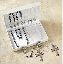 Christian Brands Wedding Rosaries Gift Set