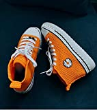 JJZXLQ Zapatos de Bricolaje Ganchillo Hecho a Mano Hombres Mujeres Unisex Zapatillas Altas, Zapatillas de casa de Ganchillo para Mujer, Zapatillas De Casa De Color Clásico Zapatillas,d
