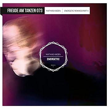 Energetic (Remixes), Pt. 2