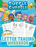 Bubble Guppies Letter Tracing Workbook: My First Learn To Write Workbook. Kids Coloring Activity Books With For Kids