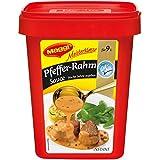 Maggi Pfeffer-Rahm-Sauce 1 kg, 1er Pack (1 x 1 kg)