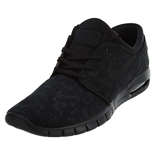 Nike Men's Stefan Janoski Max Black/Black/Anthracite Skate Shoe 8 Men US
