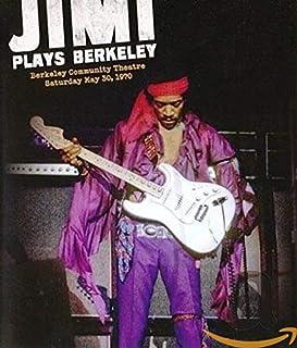 Jimi Plays Berkeley [Blu-ray] [Import]