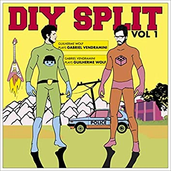 DIY Split, Vol. 1
