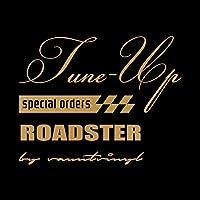 Tune-up mix ROADSTER ロードスター ステッカー ゴールド 金
