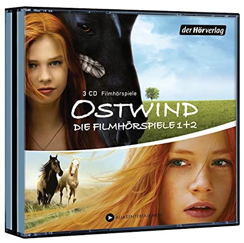 Ostwind Die Filmhörspiele 1 + 2: Zwei Filmhörspiele in einer Box (Die Ostwind-Hörbuch-Sammeleditionen, Band 2)