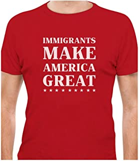 Best immigrants make america great t shirt Reviews