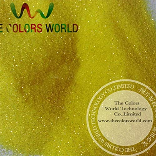 Max 45% OFF Gabcus TCR12 Rainbow Manufacturer direct delivery Light Yellow -0.2mm for Nail Art De Glitter