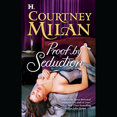 Proof by Seduction  audiobook cover art