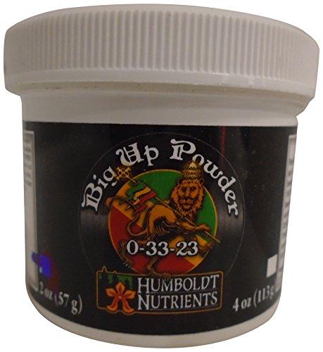 Humboldt Nutrients HNBUP200 2-Ounce Humboldt Big Up Powder 0-33-23 Bloom Booster