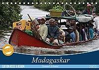 Madagaskar (Tischkalender 2022 DIN A5 quer): Das tropische Naturparadies Madagaskar begeistert durch eine ueberwaeltigende Vielfalt an Landschaften, Tieren und Pflanzen. (Monatskalender, 14 Seiten )