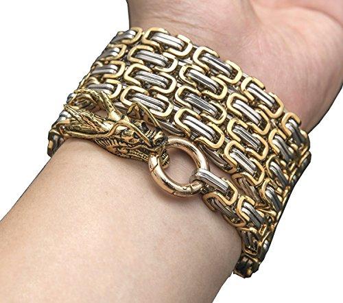 penixon Volle Stahl Selbstverteidigung Hand Armband Kette*