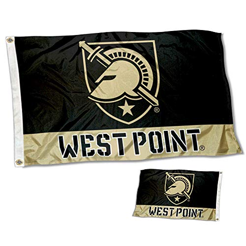 College Flags & Banners Co. Army Black Knights West Point Double Sided Flag