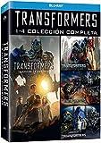 Pack: Transformers 1-4 [Blu-ray]
