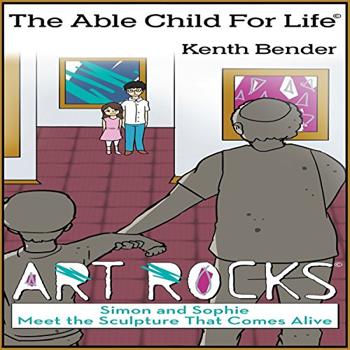 The Able Child For Life: Art Rocks cover art