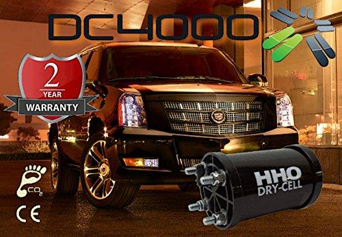 HHO DC4000-Kit generatore completo per risparmiare carburante nelle automobili