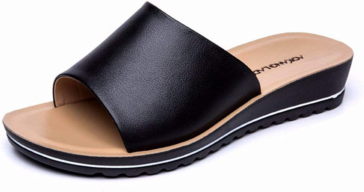 Comfortable and beautiful ladies sandals women's sandals Sandals TPU Summer Female Open Toe Fashion Slippers
