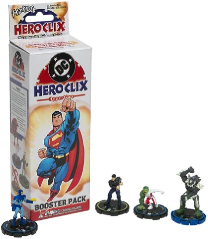 DC HeroClix Hypertime, Booster B000068NJ3 Kostengünstig | Louis, ausführlich