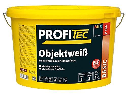ProfiTec Objektweiß ELF P104 5l