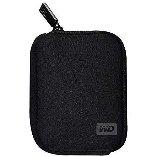 Western Digital My Passport Carrying Case für Externe Festplatten bis 6,4 cm (2,5 Zoll) schwarz