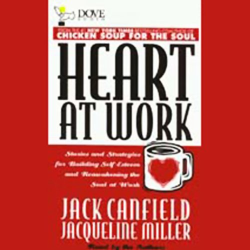 Heart at Work audiobook cover art