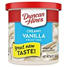 Duncan Hines Creamy Vanilla Frosting, 8 - 16 OZ Cans