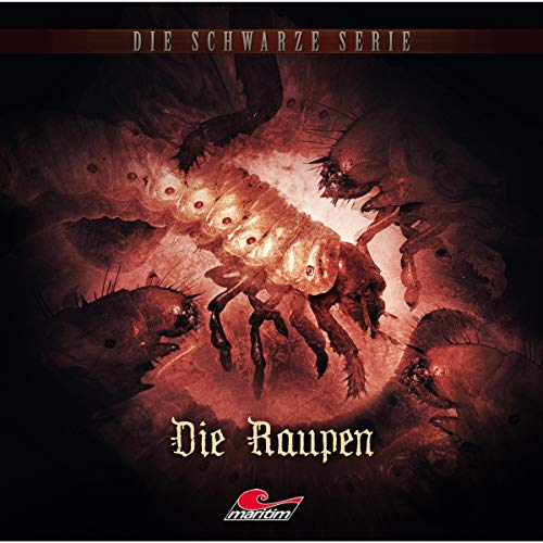 Die Raupen audiobook cover art