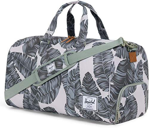 Herschel Novel Duffle Bag, Bolsa de lona Unisex Adulto, Palma de abedul...