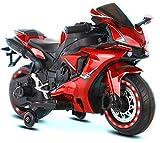 RSTJ-Sjap 12V Reiten Spielzeug Off-Road Motorrad, Kinderfahrrad, Schaltgetriebe, Elektrisches...