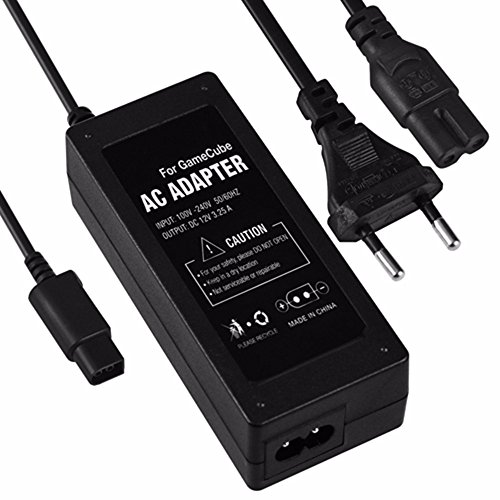 Childhood Netzteil Ladegerät Ersatznetzteil Stromkabel Netzadapter For Gamecube NGC Konsolen system