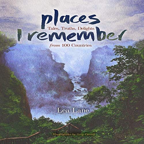 Places I Remember Audiobook By Lea Lane cover art