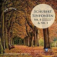Symphonies No. 1 & 8-Muti/Philhar