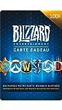 Carte cadeau Blizzard 100 EUR...