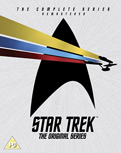 Star Trek The Original Series: Complete