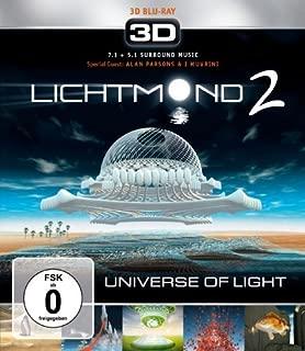 Moonlight 2 - Universe of Light (2010) ( Lichtmond 2 ) ( Moon light Two - Universe of Light ) (3D & 2D) [ Blu-Ray, Reg.A/B/C Import - Germany ]